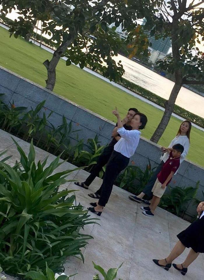 Bị bắt gặp cùng con trai đi xem nhà, dân mạng lại xôn xao khẳng định Cường Đô La và Đàm Thu Trang sắp đám cưới - Ảnh 1.