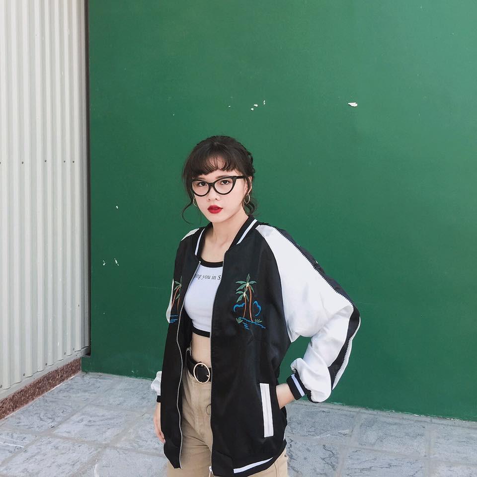 Danh tính cô bạn trong bức ảnh bóc phốt con gái lúc đi học và khi lên đồ trúng tim đen bao người - Ảnh 2.