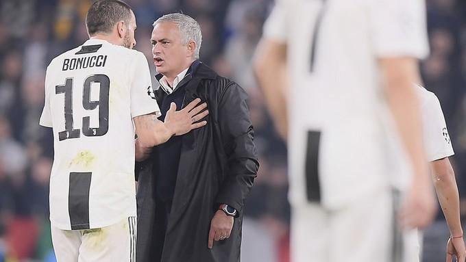 Gáy to nữa đi nào - Màn trêu ngươi của Mourinho khiến cầu thủ Juventus điên tiết - Ảnh 8.