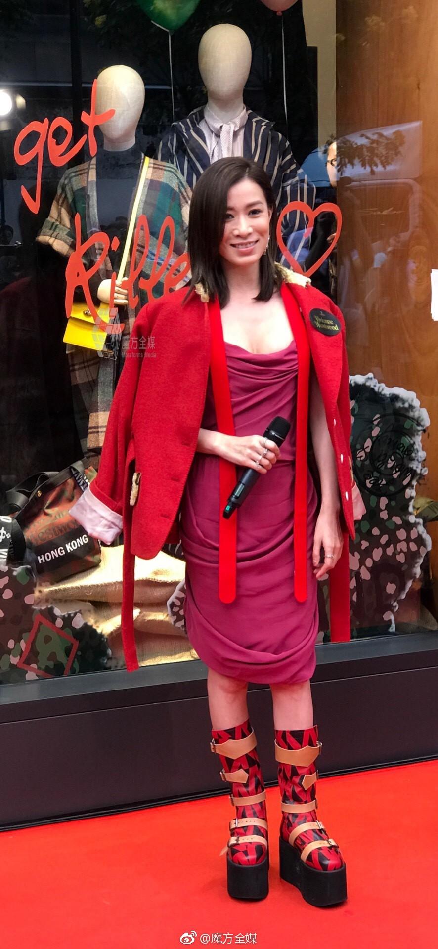 Halloween vừa qua, Giáng Sinh còn chưa tới nhưng Xa Thi Mạn đã rất hào hứng nhập cuộc với set đồ cosplay cây thông Noel - Ảnh 3.