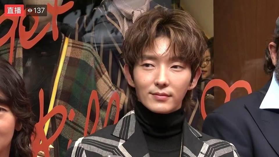 Mỹ nam xứ Hàn Lee Jun Ki hết lời ngợi khen Nhàn Phi Xa Thi Mạn, ngỏ lời tỏ tình Anh yêu em - Ảnh 1.
