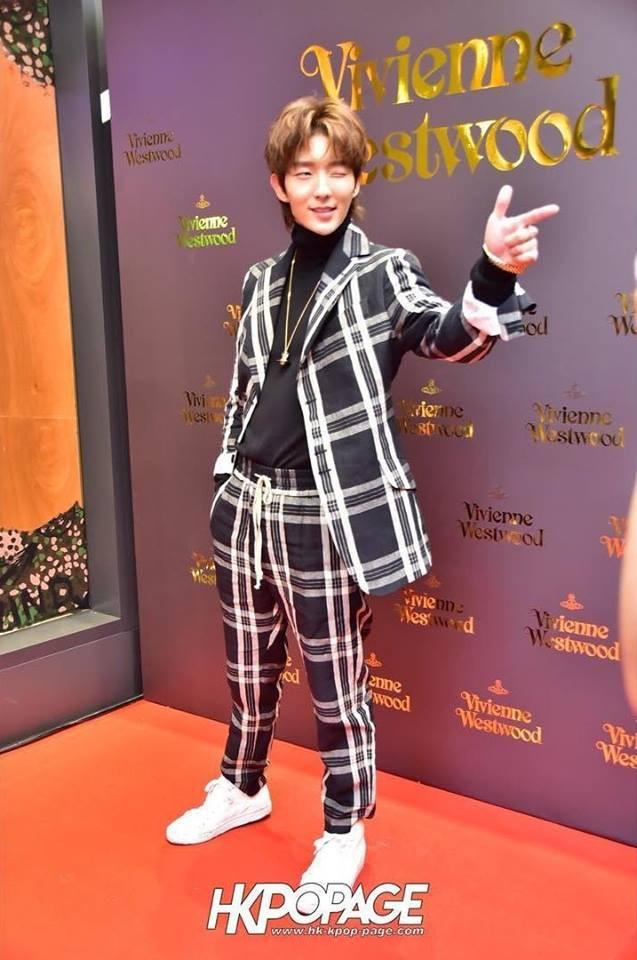 Mỹ nam xứ Hàn Lee Jun Ki hết lời ngợi khen Nhàn Phi Xa Thi Mạn, ngỏ lời tỏ tình Anh yêu em - Ảnh 2.