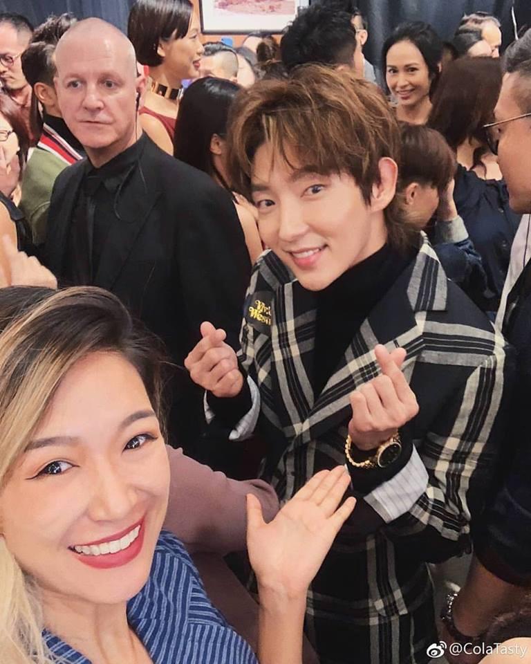 Mỹ nam xứ Hàn Lee Jun Ki hết lời ngợi khen Nhàn Phi Xa Thi Mạn, ngỏ lời tỏ tình Anh yêu em - Ảnh 8.