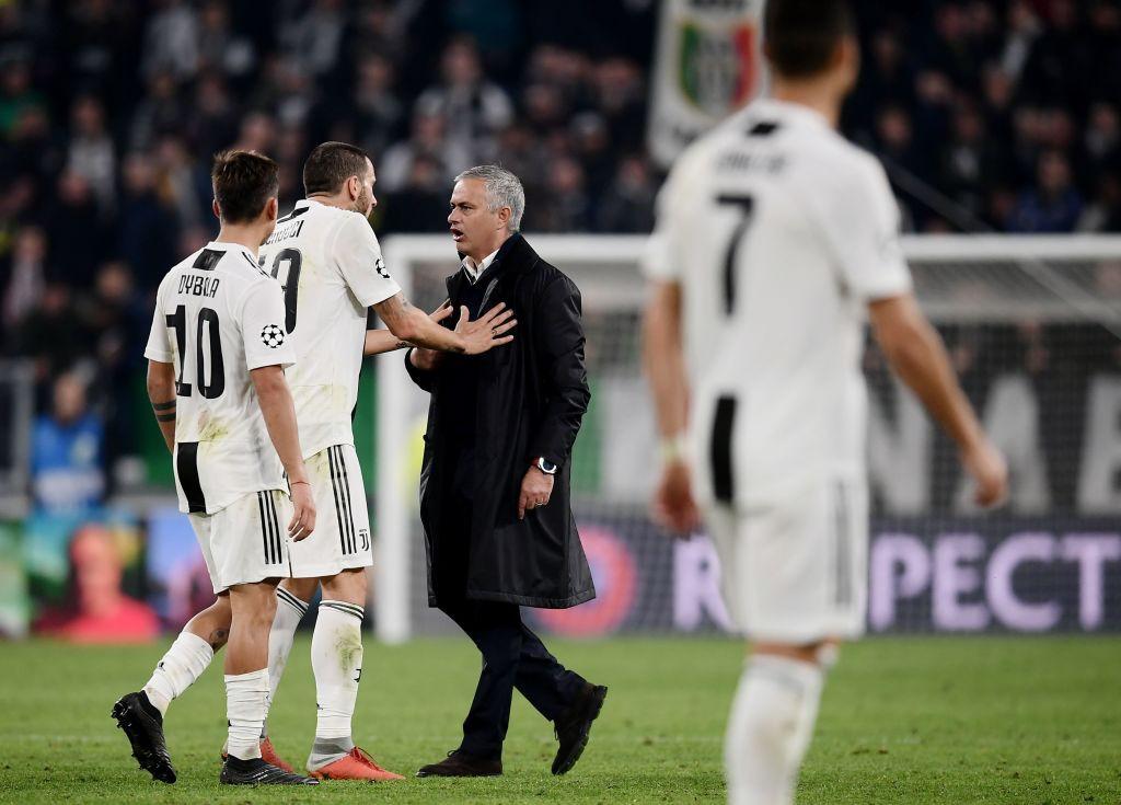 Gáy to nữa đi nào - Màn trêu ngươi của Mourinho khiến cầu thủ Juventus điên tiết - Ảnh 6.