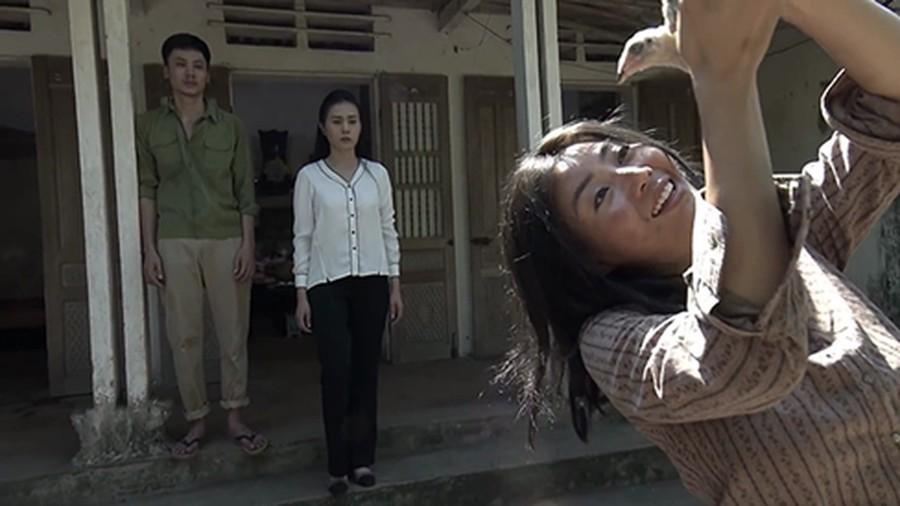 Quỳnh Búp Bê only transmits 10% of the character's fate - Photo 1.