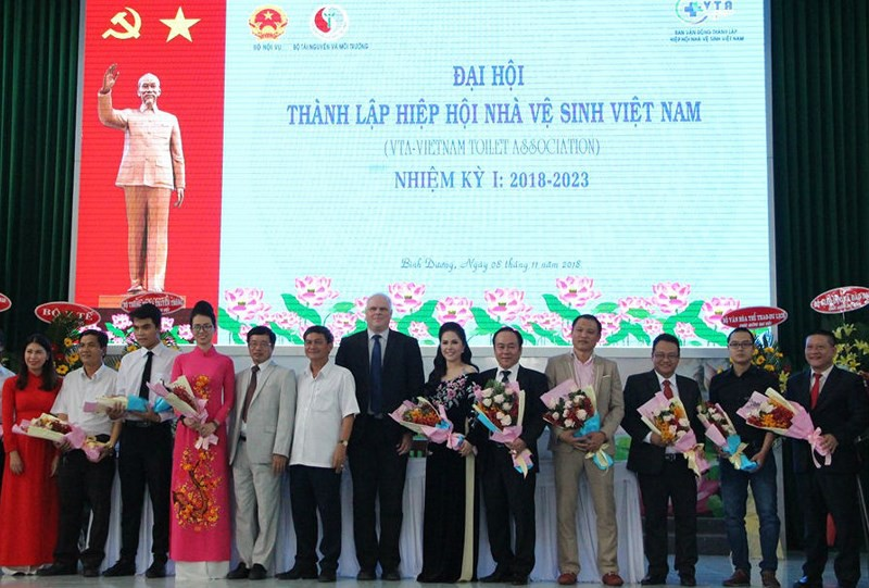 Thành lập Hiệp hội Nhà vệ sinh Việt Nam - Ảnh 1.
