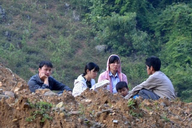 """Sập hầm vàng trái phép ở Hòa Bình: """"Mong tìm được thi thể chứ nằm dưới bùn lạnh lẽo lắm"""" - Ảnh 5."""