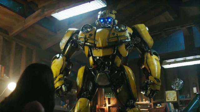 6 lý do bạn nên ra rạp để xem phim riêng của chú robot ong vàng Bumblebee - Ảnh 8.