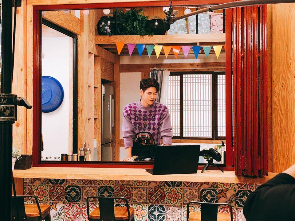 Phát sốt với chàng em út vừa cute vừa sexy trong Dae Jang Geum thế hệ mới: Múi bụng mới thật sự là cực phẩm - Ảnh 1.