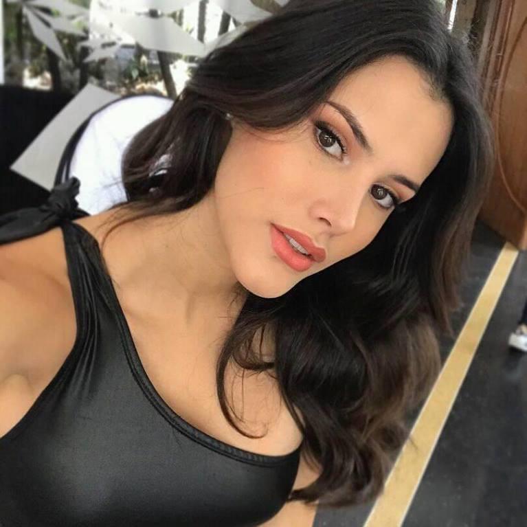 Hoa hậu quốc tế 2018: Tân hoa hậu người Venezuela 18 tuổi đăng quang - Ảnh 12.