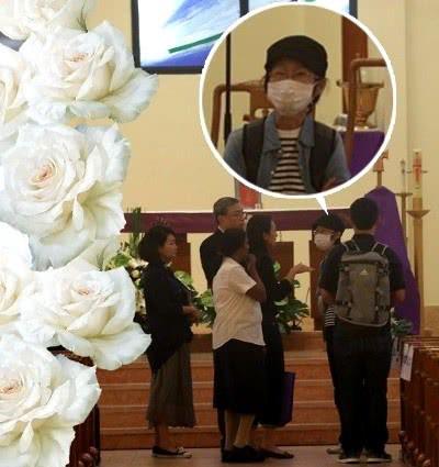 Lễ tưởng niệm Lam Khiết Anh: Trương Vệ Kiện buồn bã, chị gái lặng người trước di ảnh xinh đẹp của nữ diễn viên - Ảnh 11.