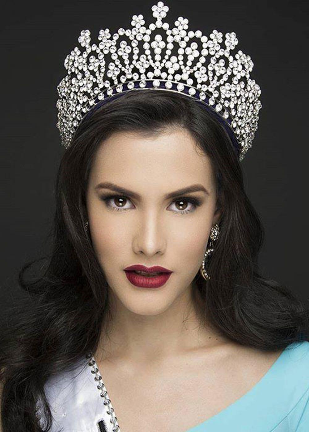 Hoa hậu quốc tế 2018: Tân hoa hậu người Venezuela 18 tuổi đăng quang - Ảnh 5.