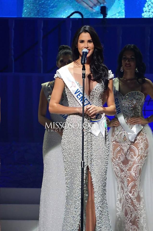 Hoa hậu quốc tế 2018: Tân hoa hậu người Venezuela 18 tuổi đăng quang- Ảnh 3.