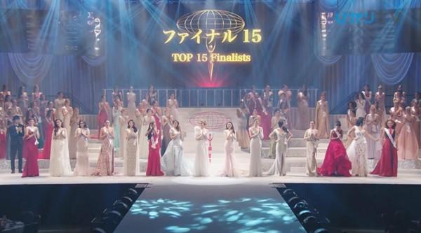 Venezuela đăng quang, đại diện Việt Nam trắng tay sau đêm thi chung kết kéo dài lê thê của Hoa hậu Quốc tế 2018 - Ảnh 2.