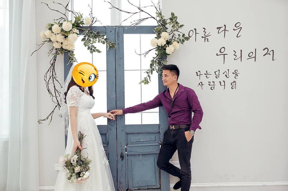 Lệ Rơi lộ ảnh đi chụp hình cưới, dân tình tích cực soi nhan sắc cô dâu - Ảnh 1.