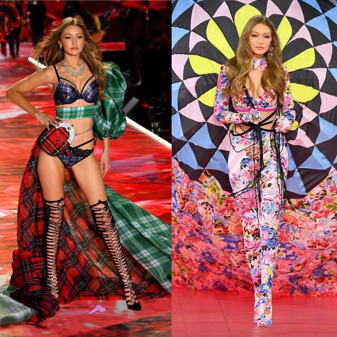 Khoảnh khắc các Instagirl hội tụ tại Victorias Secret 2018: Khi những nút like MXH cũng tạo ra được thế hệ thiên thần nội y mới - Ảnh 4.