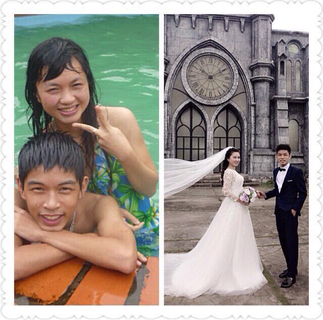 Dân mạng tự hào khoe ảnh cưới luôn bạn học năm ấy, có người đã bên nhau tới 11 năm - Ảnh 4.