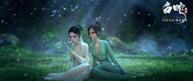 Chị em Thanh Xà - Bạch Xà giờ đã xuất hiện ở phiên bản hoạt hình Hollywood - Ảnh 5.