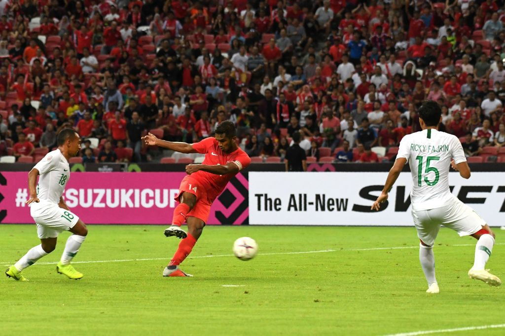 Bad game, Indonesia lost silver against Singapore in Group B AFF Cup 2018 - Photo 3.