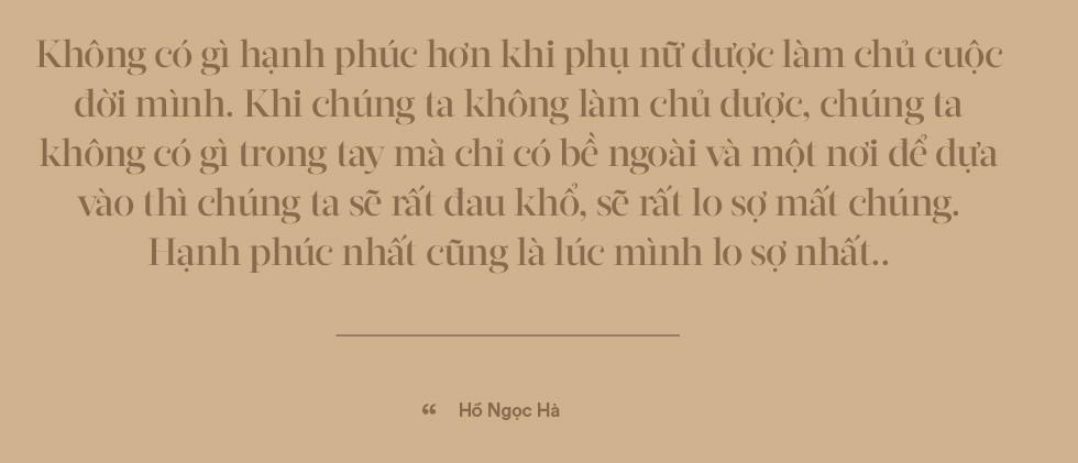 Hồ Ngọc Hà: Không bao giờ làm điều gì để những người phụ nữ khác phải đau lòng giống như lời đồn - Ảnh 14.
