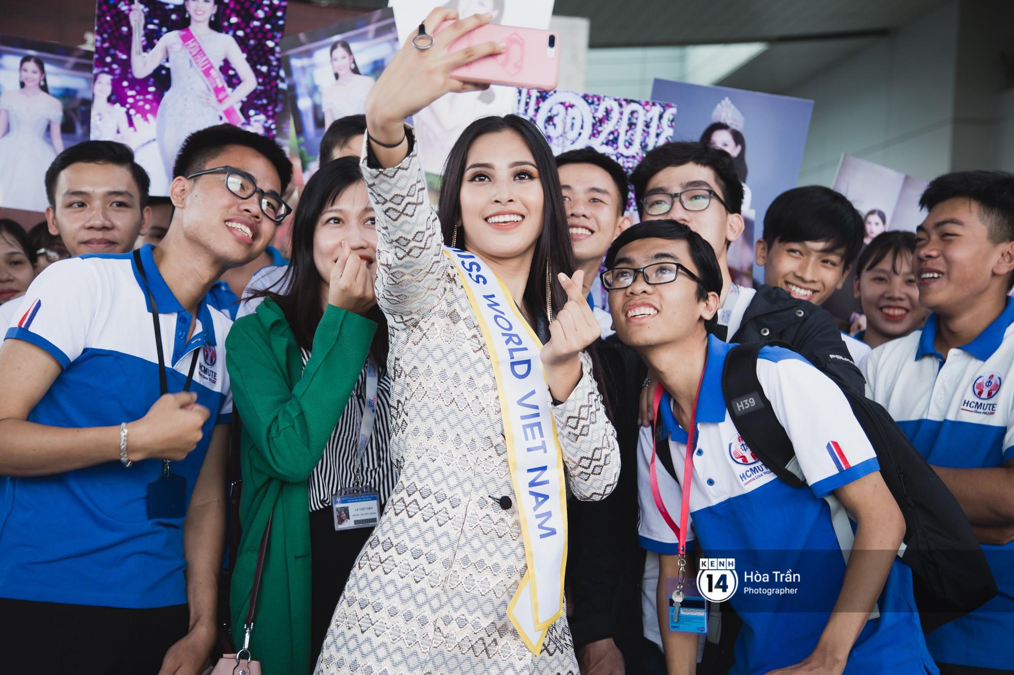 Trần Tiểu Vy sang Trung Quốc thi Miss World 2018- Ảnh 8.