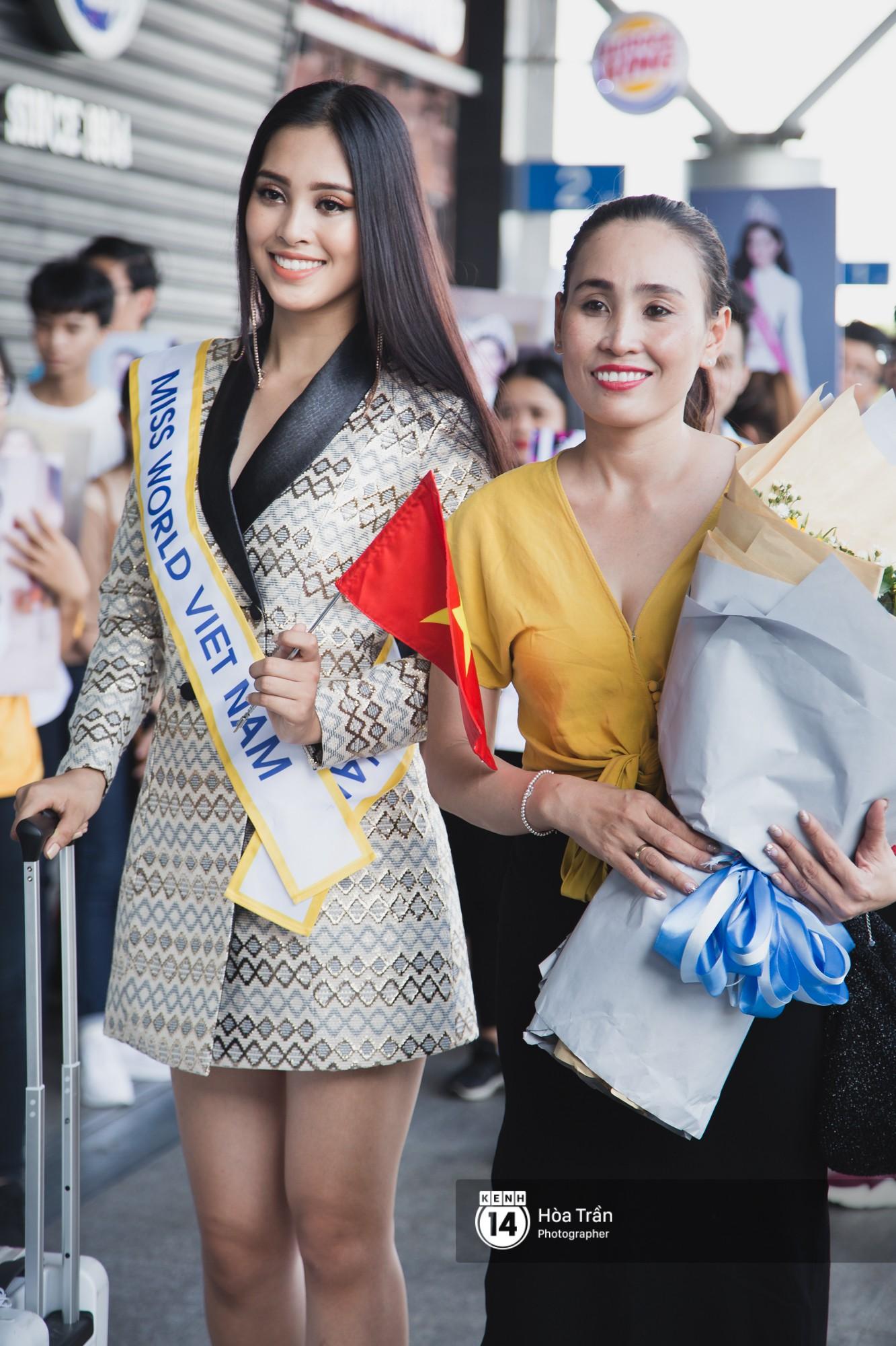 Trần Tiểu Vy sang Trung Quốc thi Miss World 2018 - Ảnh 7.