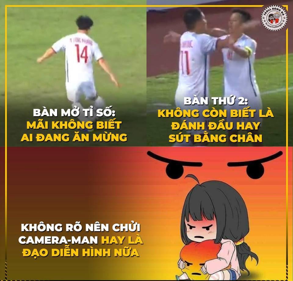 Ảnh chế AFF Cup: Dép tổ ong Việt Nam hơn đứt Tông Lào - Ảnh 7.