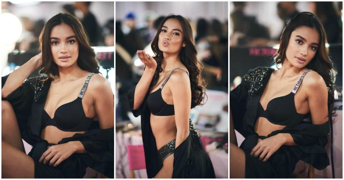 Hàng ngày mơ ước được như Gigi Hadid, 1 năm sau cô gái này đã trở thành chân dài Philippines đầu tiên trong show Victorias Secret - Ảnh 2.