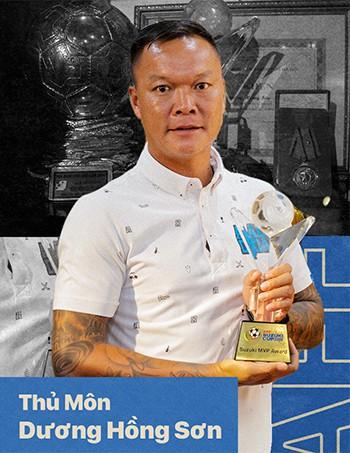 Những câu chuyện AFF Cup: Dương Hồng Sơn, thủ môn đi trước thời đại - Ảnh 3.