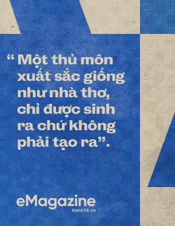 Những câu chuyện AFF Cup: Dương Hồng Sơn, thủ môn đi trước thời đại - Ảnh 10.