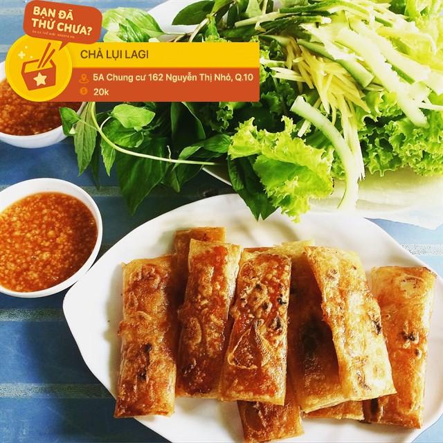 Vừa lạ miệng vừa thơm ngon, còn gì bằng xế chiều lai rai những phần chả lụi Lagi hấp dẫn ở Sài Gòn - Ảnh 6.