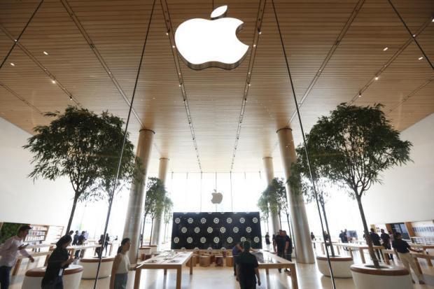 Những hình ảnh đầu tiên bên trong Apple Store Thái Lan: Sang xịn thế này mà không check-in thì quá phí - Ảnh 3.
