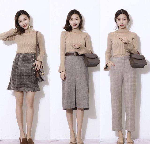 Nàng công sở nhất định phải thủ sẵn 4 mẫu áo len cơ bản để có 15 combo mặc kiểu gì cũng đẹp mùa đông năm nay - Ảnh 1.