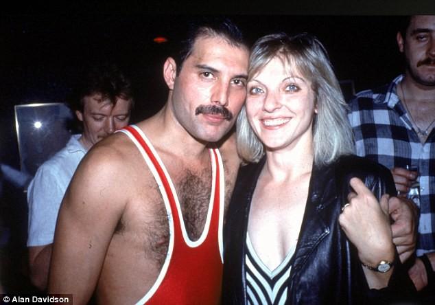 Câu chuyện về huyền thoại Freddie Mercury cùng người phụ nữ duy nhất mà ông yêu trong suốt cuộc đời - Ảnh 5.