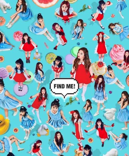 """Red Velvet """"bao ngầu"""" trong teaser mới, nhưng thuyết âm mưu này mới là điều khiến fan choáng váng - Ảnh 1."""