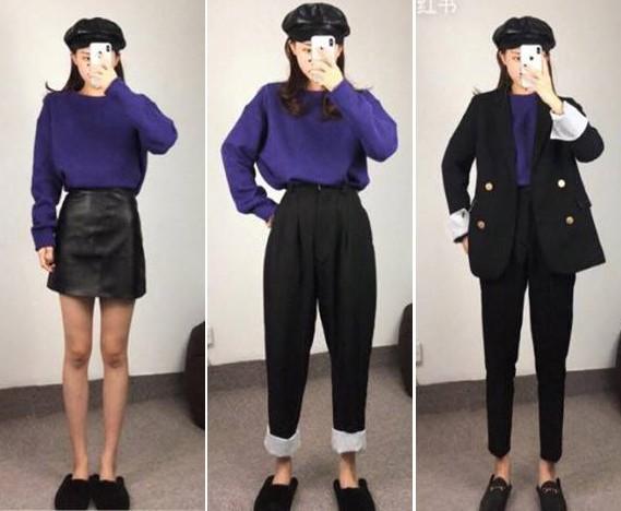Nàng công sở nhất định phải thủ sẵn 4 mẫu áo len cơ bản để có 15 combo mặc kiểu gì cũng đẹp mùa đông năm nay - Ảnh 3.