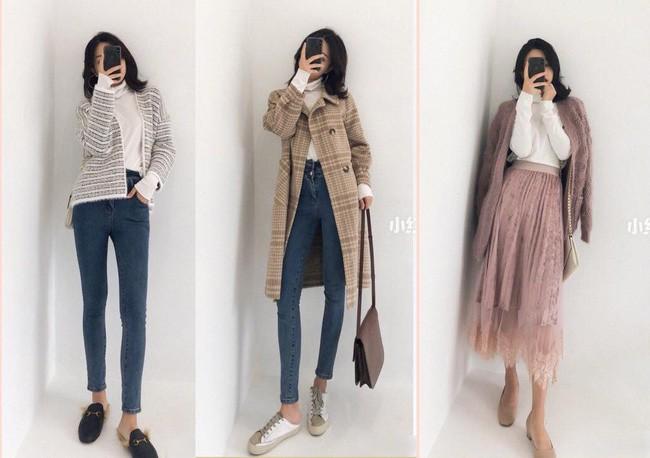 Nàng công sở nhất định phải thủ sẵn 4 mẫu áo len cơ bản để có 15 combo mặc kiểu gì cũng đẹp mùa đông năm nay - Ảnh 4.