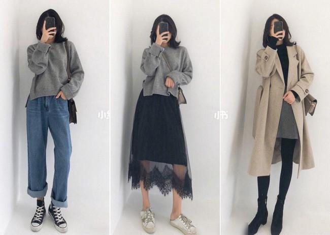 Nàng công sở nhất định phải thủ sẵn 4 mẫu áo len cơ bản để có 15 combo mặc kiểu gì cũng đẹp mùa đông năm nay - Ảnh 5.