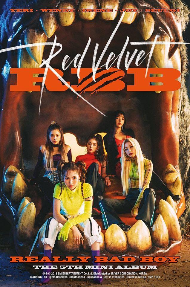 """Red Velvet """"bao ngầu"""" trong teaser mới, nhưng thuyết âm mưu này mới là điều khiến fan choáng váng - Ảnh 6."""