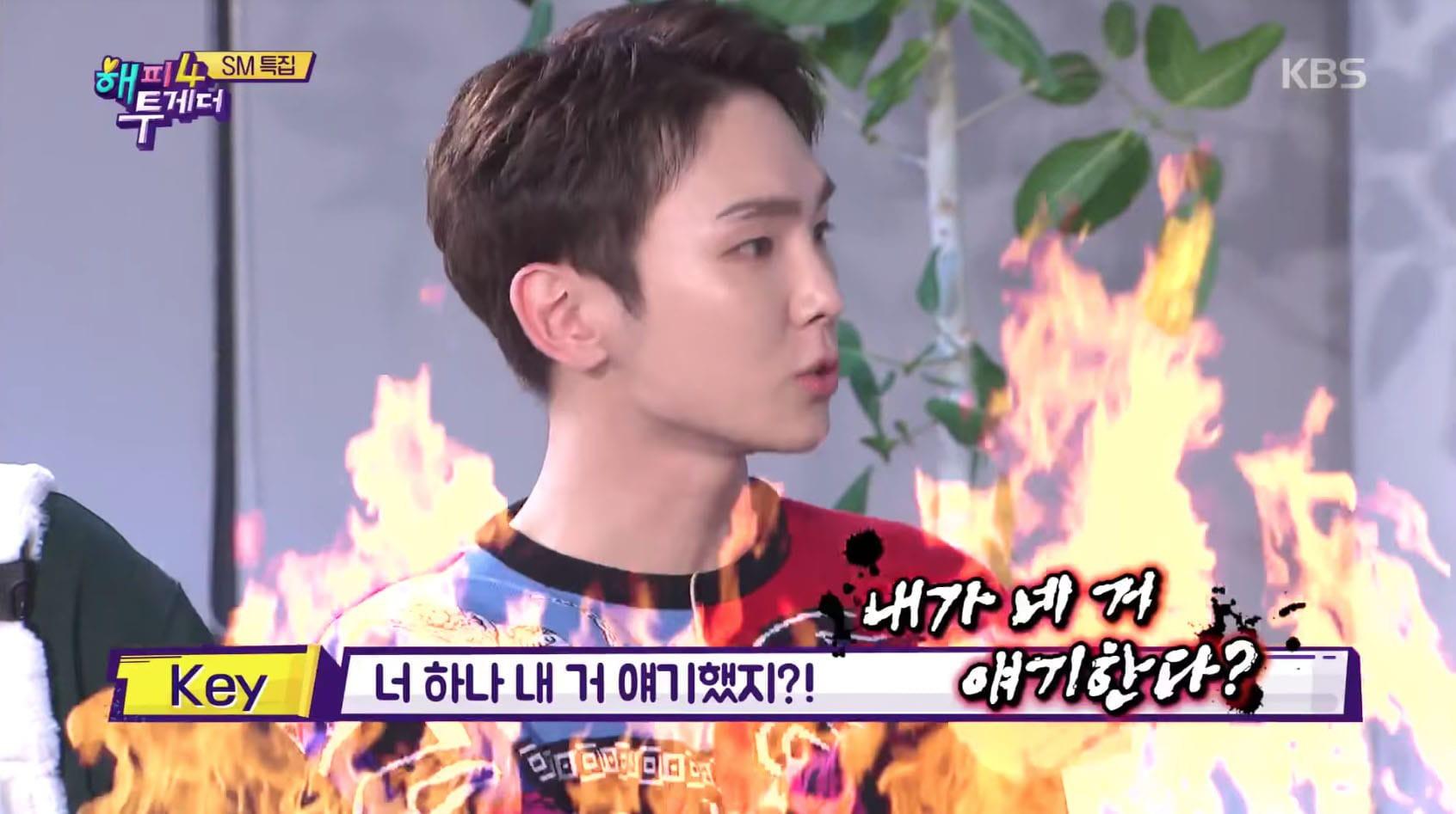 Sehun (EXO) bị tố mít ướt, Key (SHINee) thừa nhận từng muốn đánh vào đầu bạn chung nhóm - Ảnh 3.