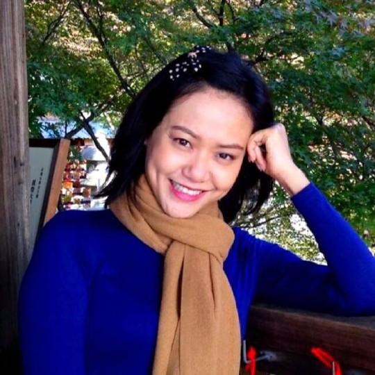 Hồng Ánh - Người nghệ sĩ gắn liền với những sắc thái xanh dương - Ảnh 10.