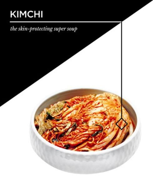 Phụ nữ Hàn Quốc ăn uống gì để giúp làn da trẻ trung - Ảnh 1.