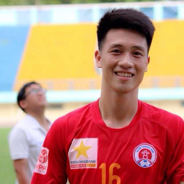 Chân dung bạn gái xinh đẹp của cầu thủ Nguyễn Huy Hùng - người mở tỉ số cho Việt Nam - Ảnh 1.