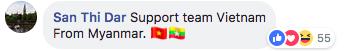 Dân mạng nước ngoài hết lòng ủng hộ và tin tưởng đội tuyển Việt Nam sẽ giành ngôi vô địch AFF Cup 2018 - Ảnh 16.