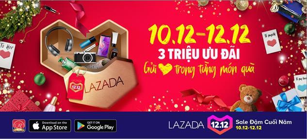 Điểm danh tất tật deal giảm giá khủng trên Lazada để trực chiến nào các shopaholic! - Ảnh 10.