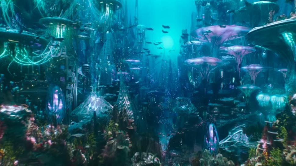 Không nghi ngờ gì nữa, Aquaman chính là bom tấn xuất sắc nhất DC thời điểm hiện tại! - Ảnh 3.