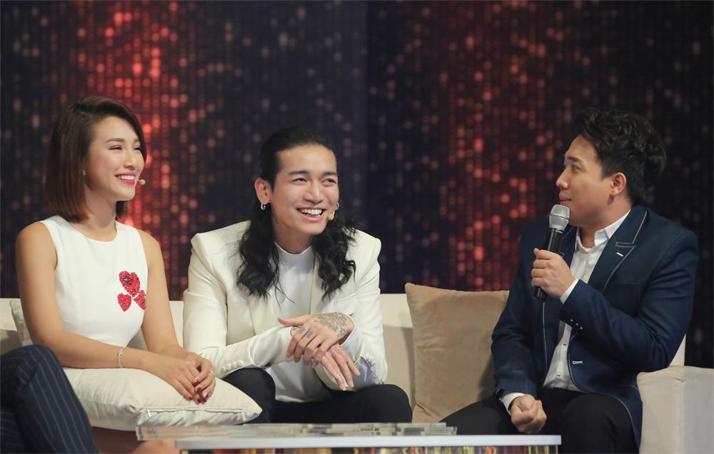 Đây là phản ứng của Hoàng Oanh khi được hỏi thăm về tình cũ Huỳnh Anh - Ảnh 5.
