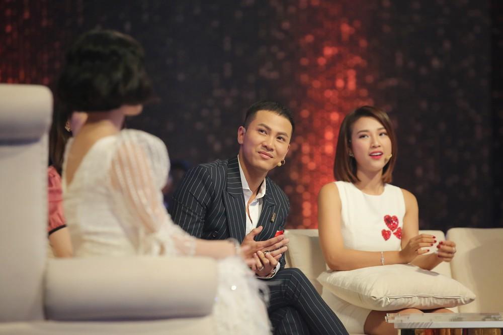 Đây là phản ứng của Hoàng Oanh khi được hỏi thăm về tình cũ Huỳnh Anh - Ảnh 6.