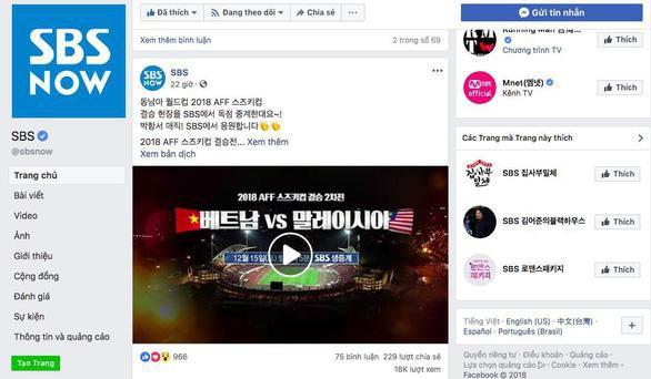 Phim bị Đội tuyển Việt Nam chiếm sóng, Lee Min Jung vẫn lên mạng chúc đội tuyển Việt nam chiến thắng - Ảnh 4.