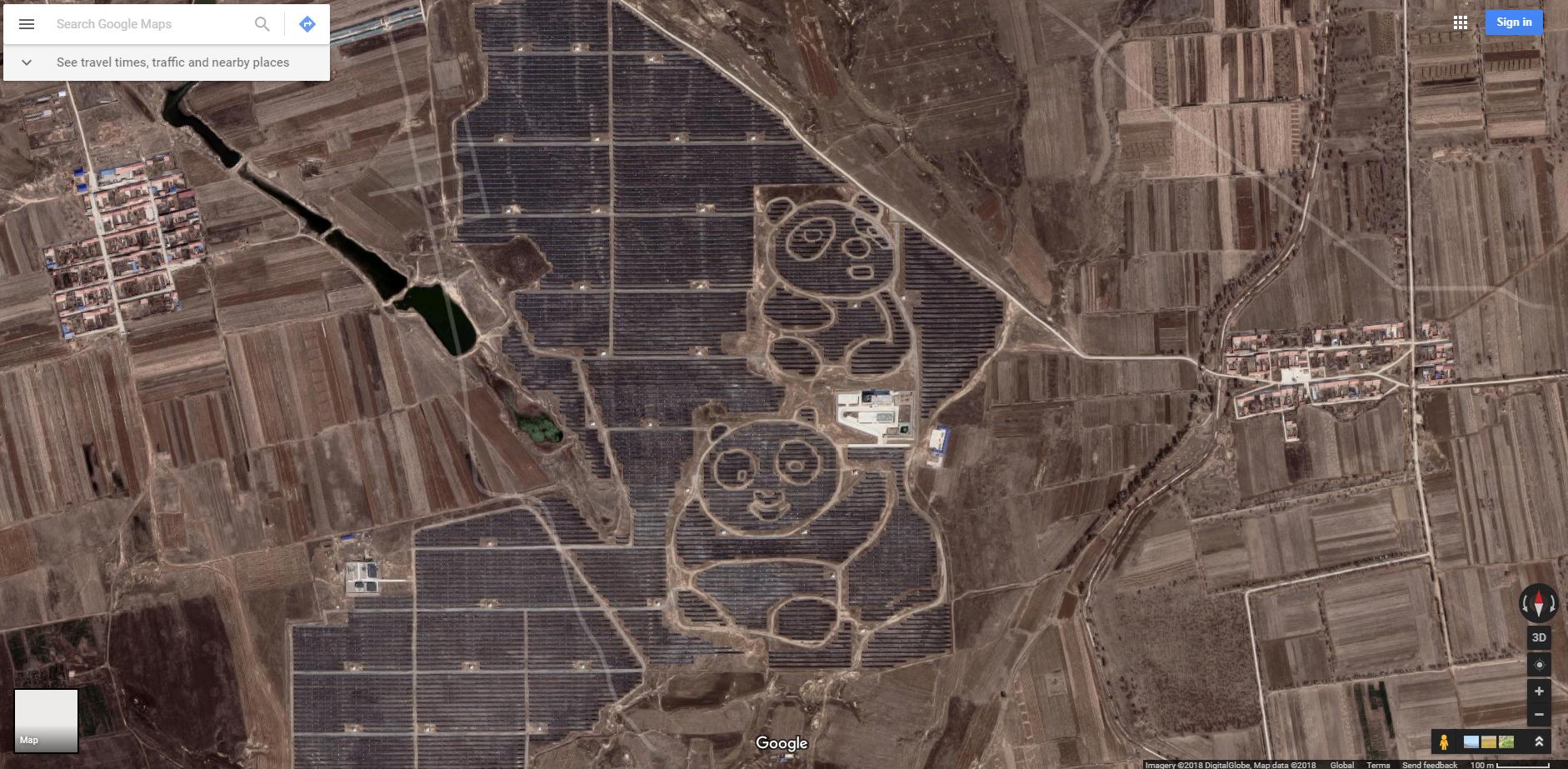 Không phải Photoshop, những chú gấu trúc năng lượng mặt trời này khiến ai cũng phát cuồng vì độ cute - Ảnh 4.
